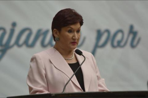 Thelma Aldana habla sobre su participación en política