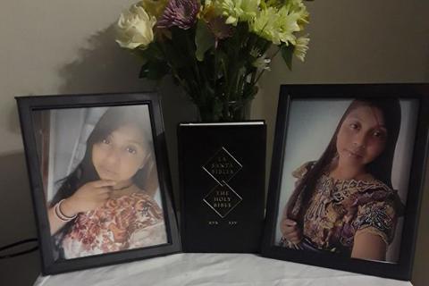 El novio de la guatemalteca muerta en EE.UU. pide justicia