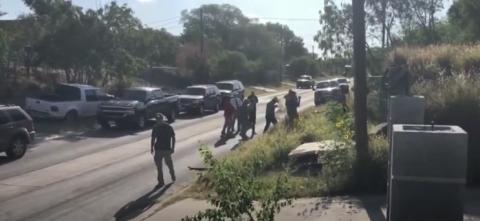 Identifican a los guatemaltecos que fueron capturados en Laredo, Texas
