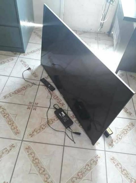 Hombre intentó robar una televisión en Petén para poder ver el Mundial