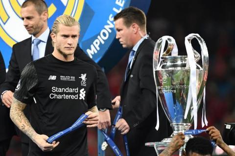 ¿Quién es Loris Karius, el portero del Liverpool que se equivocó?