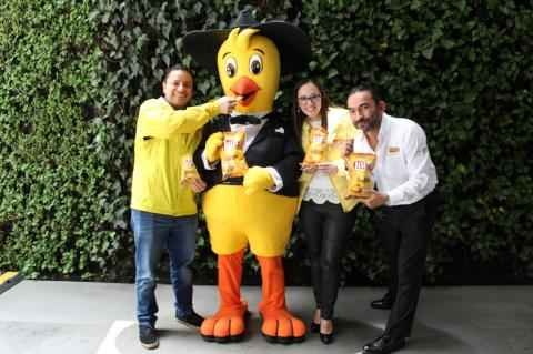 Regresan las papas Lay's sabor Pollo Campero