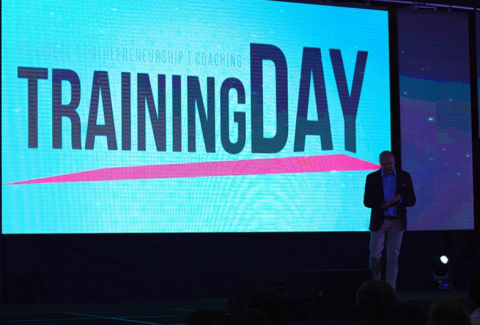 Un exponencial Training Day se aproxima
