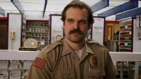 Jim Hopper de