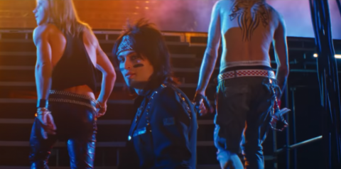 "Frenético tráiler de ""The Dirt"", la biopic de Mötley Crüe"