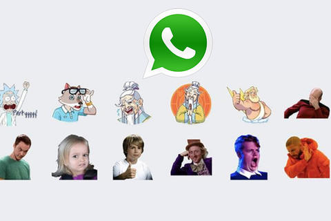 Con estas Apps puedes crear stickers en WhatsApp en Android o iOS