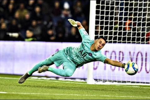 La Champions League armó video con las atajadas de Keylor Navas