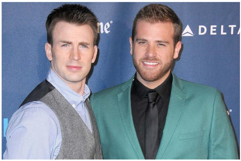 Chris Evans y su hermano Scott revelan sus secretos de cuarentena