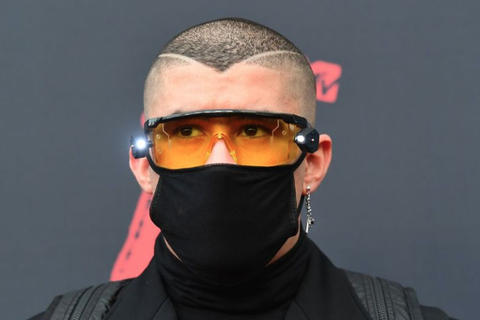Bad Bunny inicia su faceta como actor en temporada de