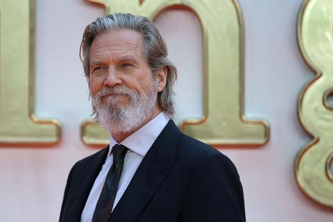 Jeff Bridges anuncia que fue diagnosticado con cáncer