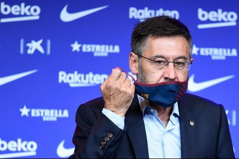 Capturan al expresidente del Barça, Josep María Bartomeu