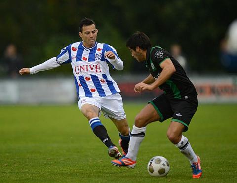 Marco Pappa buscaría su salida del Heerenveen de Holanda
