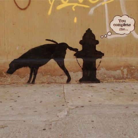 Banksy regresa a las calles en su intento por burlar al capitalismo