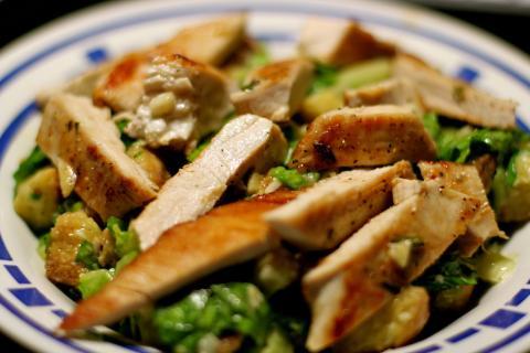 ¿De dónde vienen los ingredientes de tu ensalada?