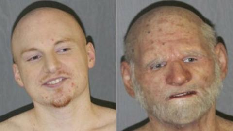 Narcotraficante se disfrazaba de anciano para evitar ser capturado