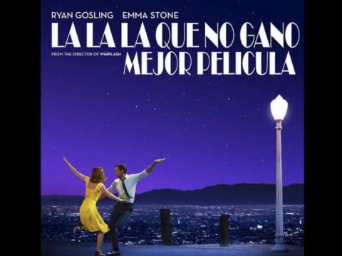 """Los memes le otorgan el Óscar a """"La La Land"""""""