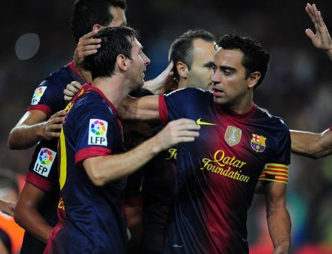 Barcelona es el equipo más goleador de Europa