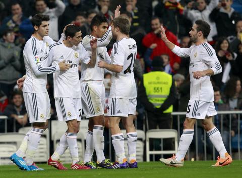 Seguimiento en directo: Real Madrid - Almería