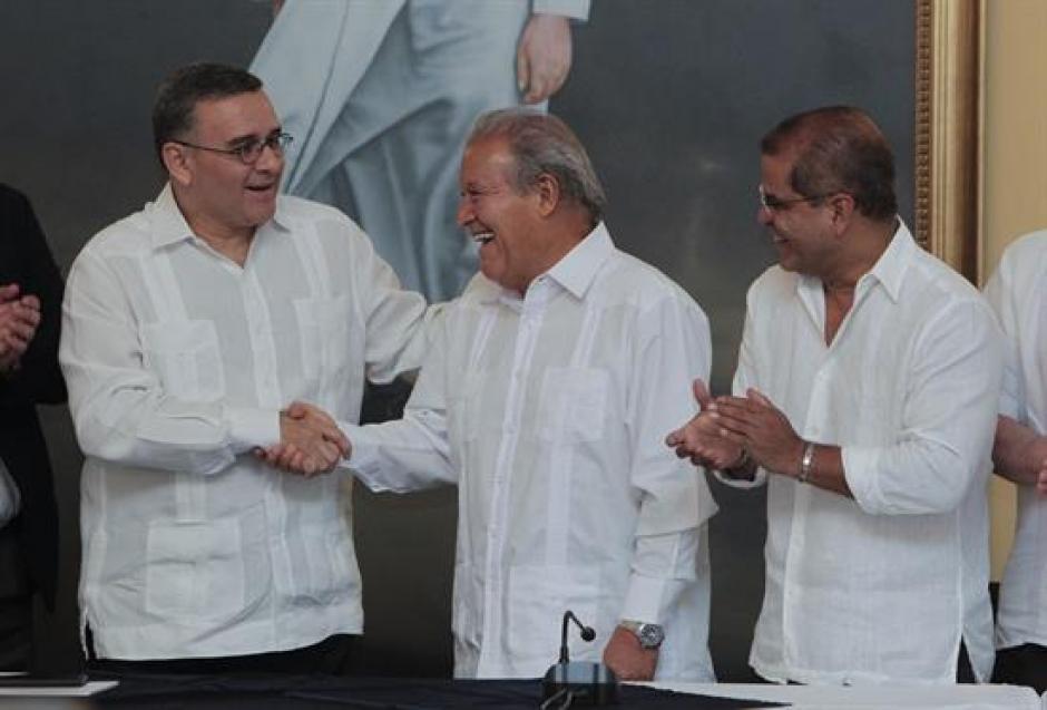 San Salvador: Instalan comisión de transición hacia nuevo Gobierno