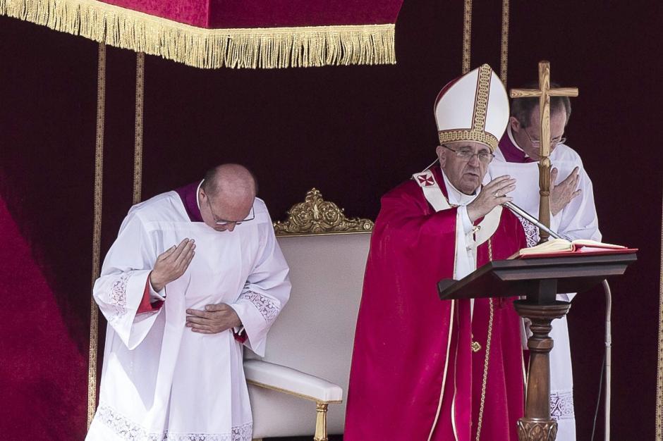 El Papa en Domingo de Ramos: ¿son traidores como Judas o aman a Dios?