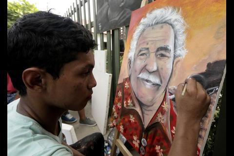 Las cenizas de García Márquez se repartirán entre México y Colombia