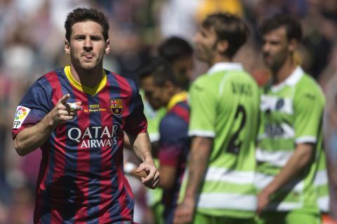 El Getafe empata 2-2 y le pone la Liga casi imposible al Barcelona