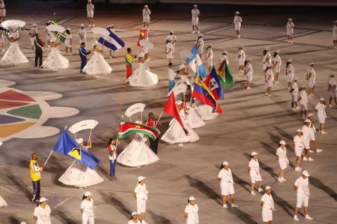 Veracruz 2014 se despide entre luces y música