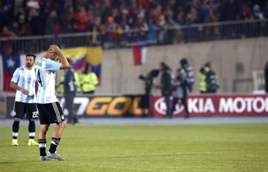 """Argentina aún no asimila la derrota. """"Es una tortura"""", dice Mascherano"""
