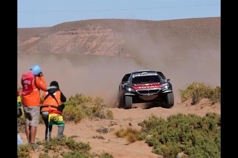 Reportan la primera víctima del Rally Dakar, en Bolivia