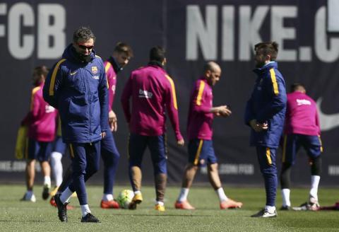El FC Barcelona llega como el favorito frente a un diezmado Arsenal
