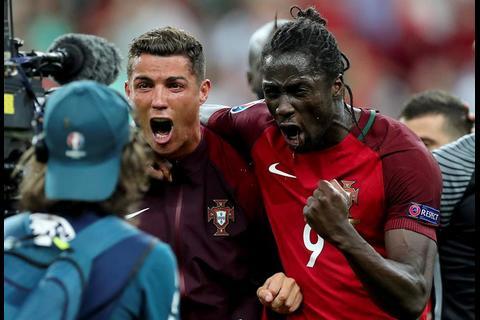 "Éder: ""Cristiano Ronaldo me dijo que iba a meter el gol"""