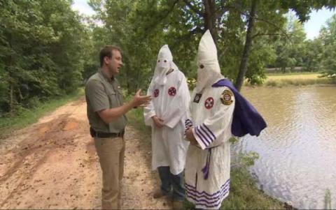 "Ku Klux Klan pide ""disparar a matar"" a niños migrantes en la frontera"