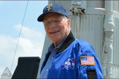 Muere Scott Carpenter, el segundo estadounidense en orbitar la Tierra