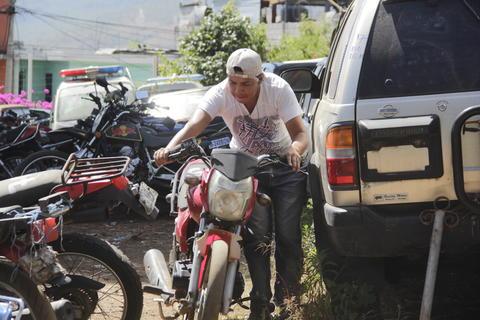 La Municipalidad de Mixco subastará automóviles y motocicletas
