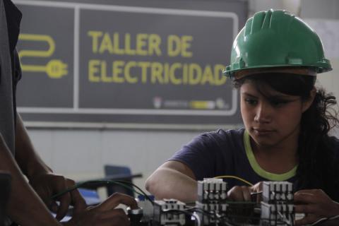 Escuela Taller Municipal, un espacio alternativo para la juventud