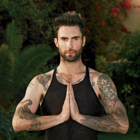 Vocalista de Maroon 5, es el hombre más sexy del mundo