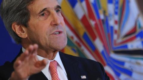 John Kerry ante la OEA: Nuestros países deben verse como iguales
