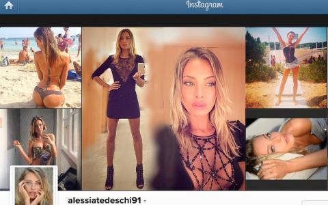 Alessia Tedeschi Instagram