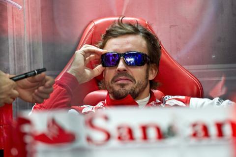 Fernando Alonso cree que será una carrera para sufrir