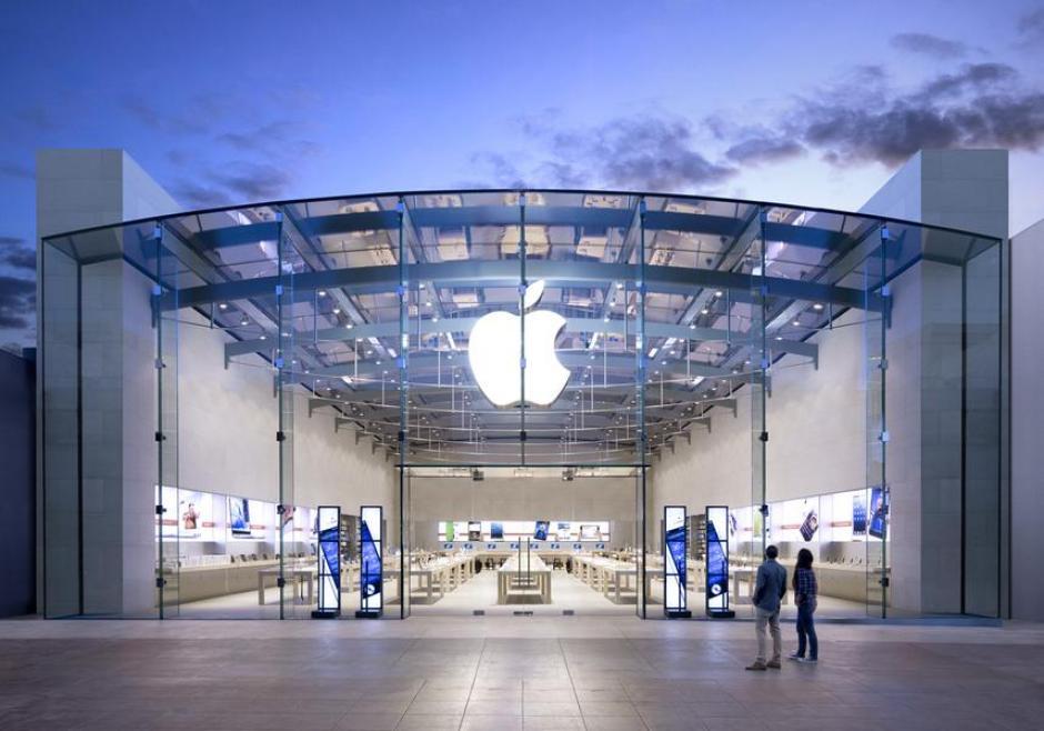 Por tercer año, Apple la marca más valiosa del mundo, según Forbes