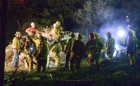 Tragedia en boda: madre de la novia muere aplastada por un árbol