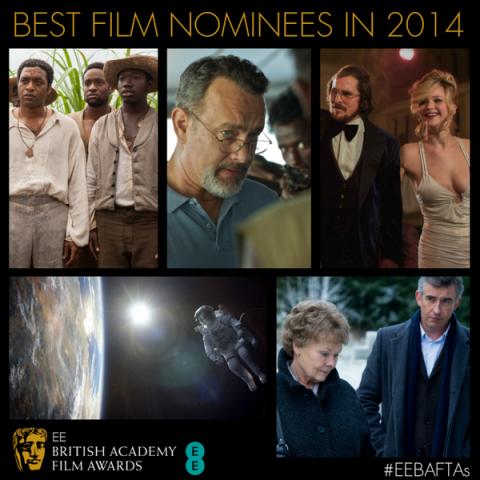 """""""Gravity"""" obtiene 11 nominaciones a los premios BAFTA"""