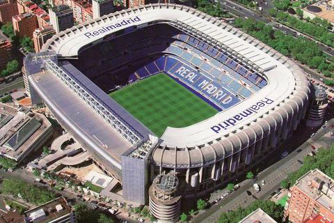 Microsoft quiere ser parte del juego en el estadio Santiago Bernabéu