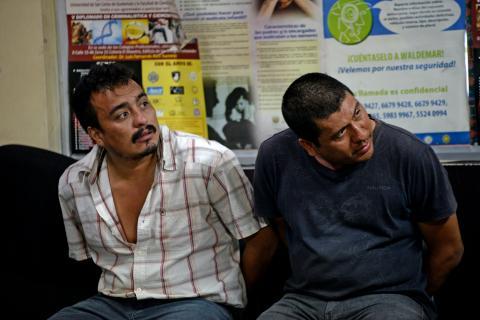 Capturan a Julio Serrano cabecilla de banda de trata de personas