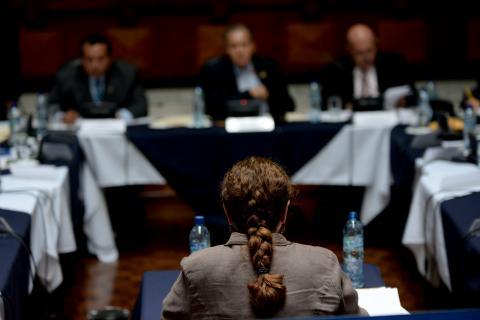 Finaliza ronda de entrevistas para los aspirantes a Fiscal General