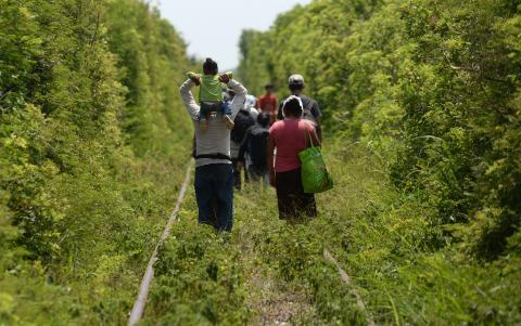 Guatemaltecos, los más deportados desde México en año récord