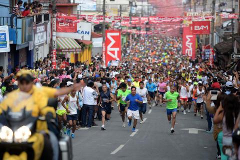 Todo está listo para que Cobán brille con su medio maratón 2016