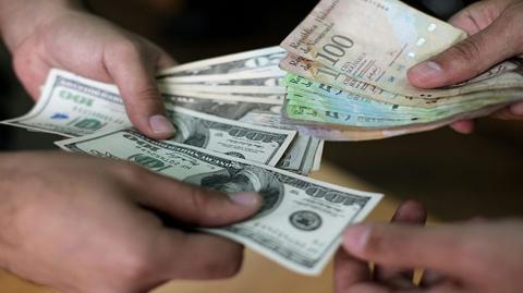 El bolívar vale menos que un centavo de dólar