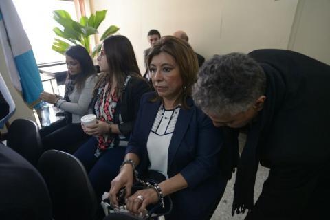 Anabella de León pide salir de prisión por segunda vez