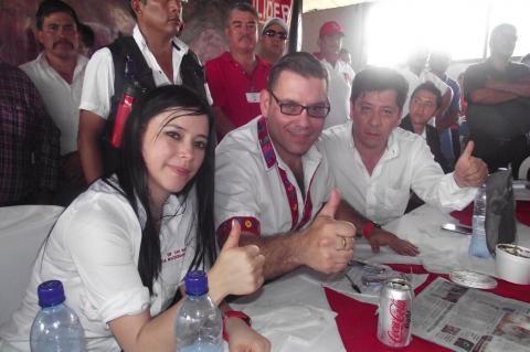 Julia Maldonado, la diputada que sacó de quicio a Roxana Baldetti